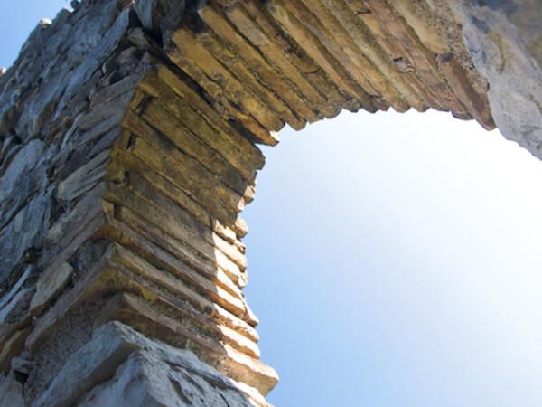 La rovina del Castello